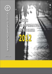 Access to Information in Bulgaria report