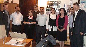 Среща с правозащитници от Азербайджан