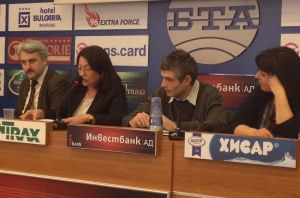 AIP Presented the 2012 Active Transparency Rating and the Public Registers Portal in Bulgaria
