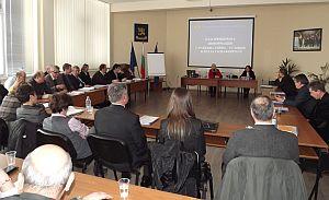ПДИ участва в обучение на Държавна комисия по сигурността на информация
