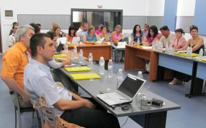 AIP Trained Journalists from Shumen, Razgrad, Dobrich, Varna and Silistra 