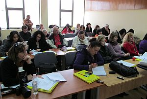 AIP Trained Journalists from Vratsa, Pleven, Vidin and Montana