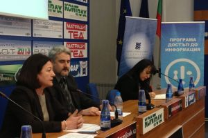 AIP Launched the 2013 Active Transparency Rating for Bulgaria