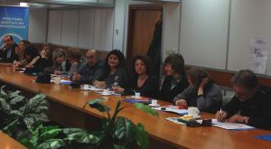 AIP Held the Annual Meeting with Its Coordinators