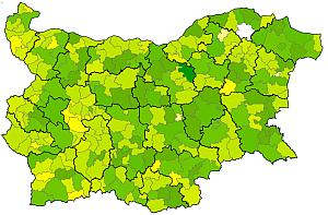 Карта на прозрачността