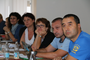 AIP Held a Workshop with the Journalists from its Coordinators' Network