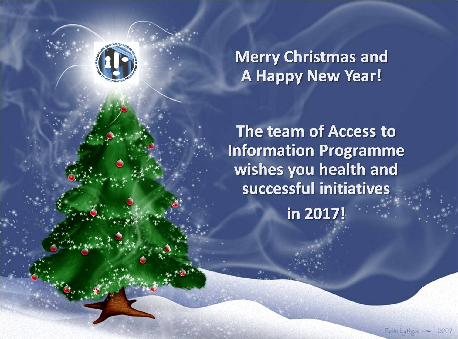 Merry Christmas And A Happy New Year News Access To Information