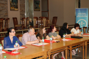 Information Days in Yambol and Sliven