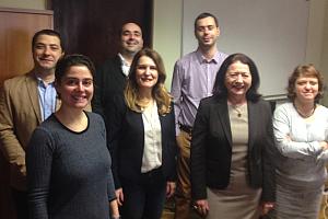 Обучително посещение на партньори от Македония