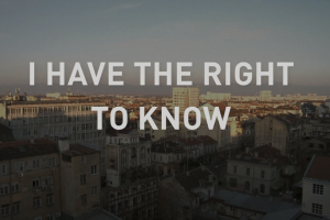 "AIP presents the movie ""I have the right to know"""