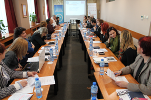 AIP Held the Annual Meeting with Its Coordinators AIP Held the Annual Meeting with Its Coordinators