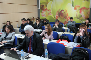AIP held seminars in Shumen and Ruse
