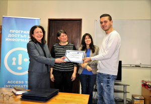 End of the Second Students Access to Information and Public Communications Course