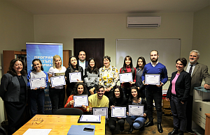 Third Class of Access to Information Course Alumni