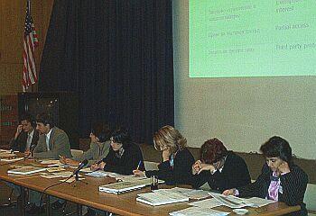 Работна среща2002