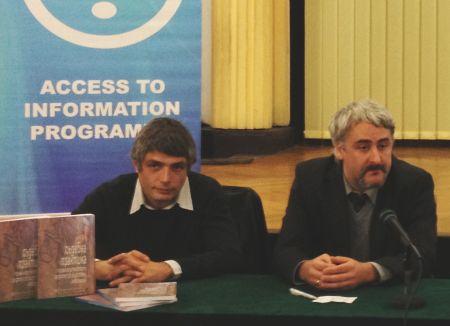 Александър Кашъмов и Кирил Терзийски