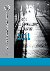 Access to Information in Bulgaria