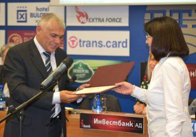 Валентин Радев, зам.министър на отбраната