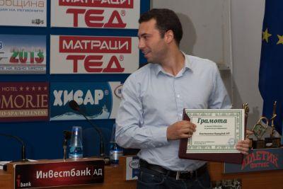Константин Караджов, bTV